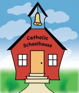 catholic schoolhouse